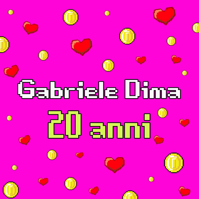 GABRIELE DIMA